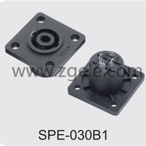 cheap spe speakon jack supplier,SPE-030B1