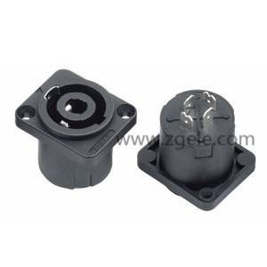 High quality spe speakon jack supplier,SPE-011A1