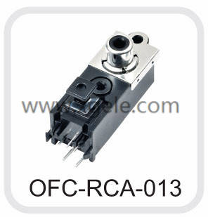 custom-made different types of connectors supplier,OFC-RCA-013