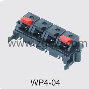cheap PUSH TERMIANAL supplier,WP4-04