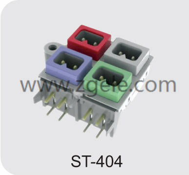 custom-made auto electrical connectors supplier,ST-404