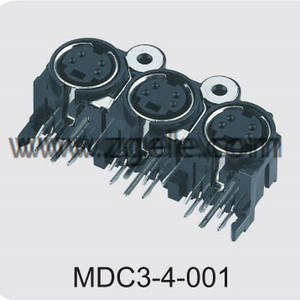 cheap amphenol din connector discount,MDC3-4-001