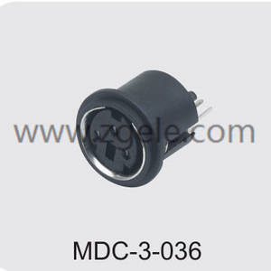 custom-made speaker input cable exportes,MDC-3-036