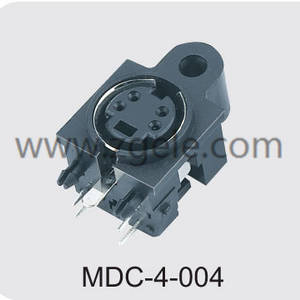 Low price speaker cable connector types factory,MDC-4-004