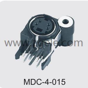custom-made digital audio connector manufactures,MDC-4-015