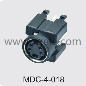 High quality s-video manufactures,MDC-4-018