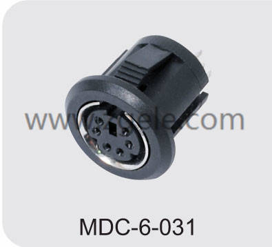 china stereo pin connection manufactures,MDC-6-031