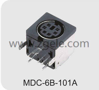 High quality s terminal jack brands,MDC-6B-101A