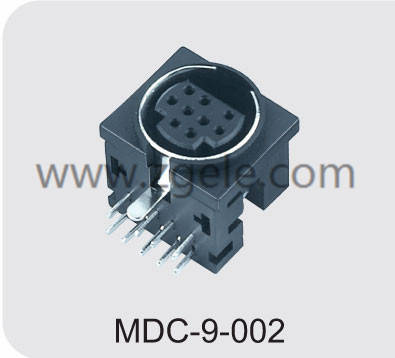 custom-made din connector pinout supplier,MDC-9-002