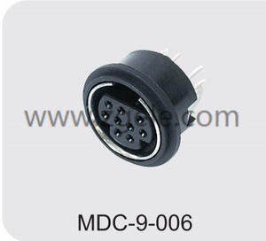 custom-made 9 pin mini din cable agency