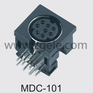 High quality 4 pin din power cable exportes