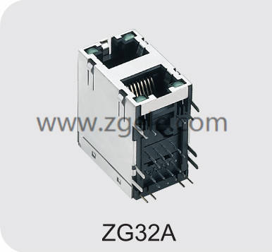 High quality rj connectors supplier,ZG32A