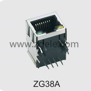 High quality solenoid valve connector factory,ZG38A