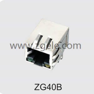 custom-made connector manufacturing company,ZG40B