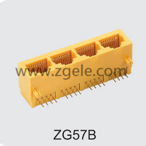 Low price audio cable connectors supplier,ZG57B