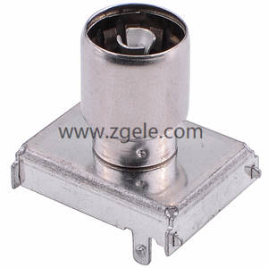 cheap N Female flange solder divider if connector cable connector supplier,IF-012