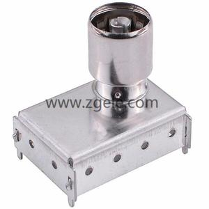 Low price Antenna male crimp-on coaxial RF connector IF ANTENNAL JACK SERIES IF-100 factory