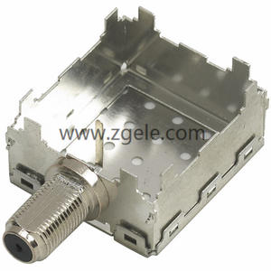 High quality rf-audio jack manufactures
