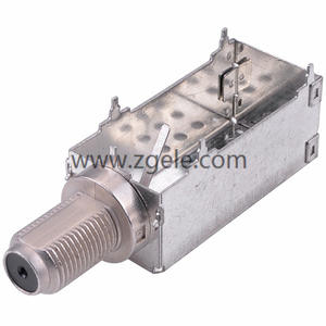 High quality F radio connector factory
