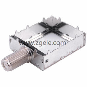 wholesale F radio connector supplier