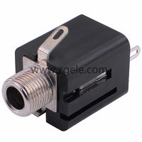 Low price 6.35mm Audio phone jack supplier,PJ-502