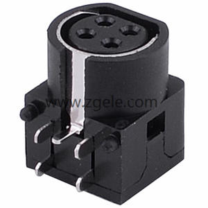 Low price DC Male Female Power Connectors supplier