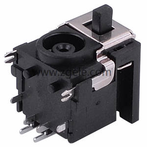 inline power connector,DC-SW-001