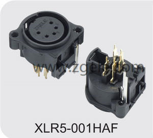 Low price female speaker connector factory