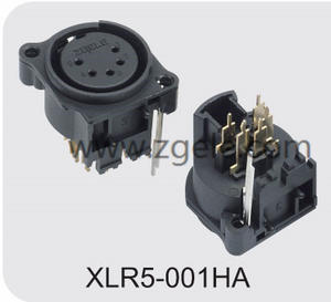 Low price Xlr Pin Microphone Connector discount