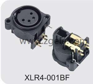 Low price xlr cable adapter manufactures