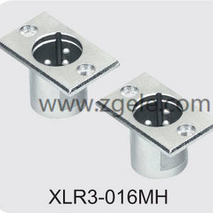 Low price metal connector manufactures,XLR3-016MH