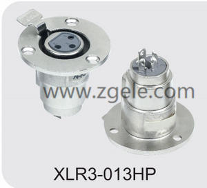Low price Metal Housing 4p Female XLR Jack supplier