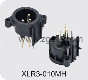 Low price 3-pin connector supplier