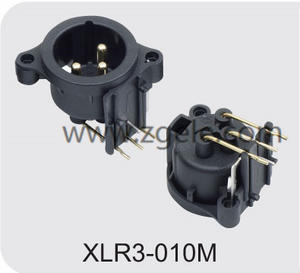 High quality neutrik xlr male connector factory