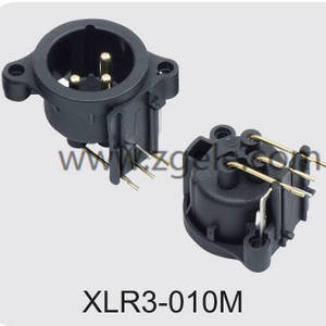 High quality neutrik xlr male connector factory,XLR3-010M