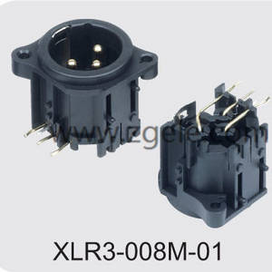 High quality digital xlr cable supplier,XLR3-008M-01