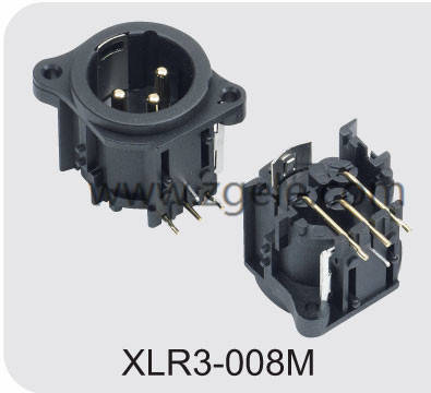 Low price xlr cannon combo connector manufactures,xlr3-008m