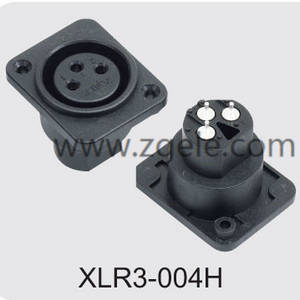 cheap High quality CT CONNCETOR manufactures,XLR3-004H