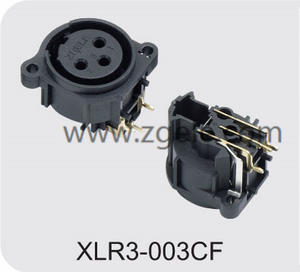 High quality XLR (CT) CONNECTOR manufactures