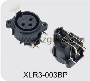 Low price Audio Jack Cable Xlr Combo Connector factory
