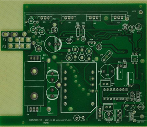 immersion silver IC substrate circuit board