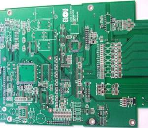 spessore scheda single-side2.0mm OSP PCB base in rame