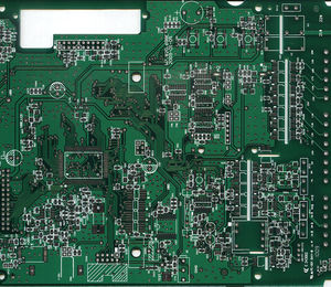 8L min-hole 0.25mm Carbon HASL PCB board