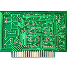 8l thickness 2.0mm min-hole0.1mm gold-finger rigid pcb