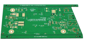 local manufacturer 4L HDI 1step buried blind VIA pcb   exporter