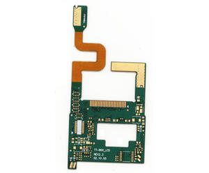 High frequency double-side buried blind VIA pcb exporter