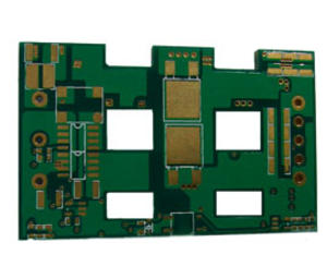 electronics 4L heavy copper board 3oz immersion gold  pcb factory