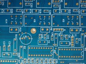 manufacturer double-side immersion gold heavy copper PCB  price expert