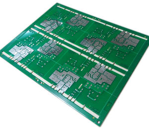 2L thickness1.6mm placa de circuito HASL sem chumbo