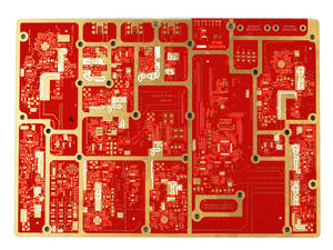 local manufacturer 12L rogers-fr4 hybrid board min-hole 0.25 for pcb sale